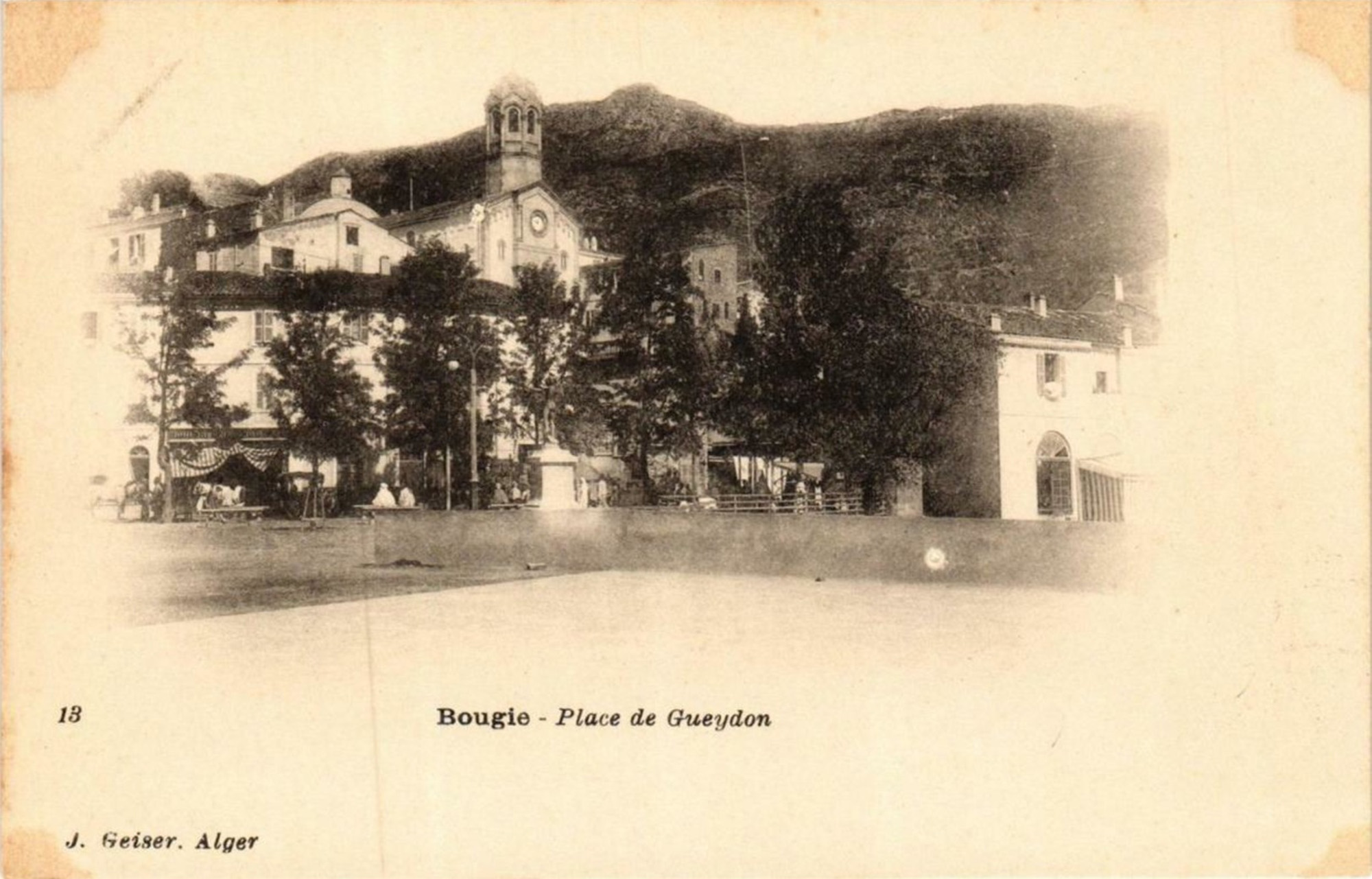 bougie place-gueydon