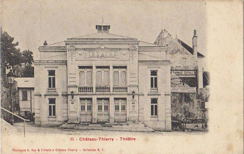 chateau thierry theatre