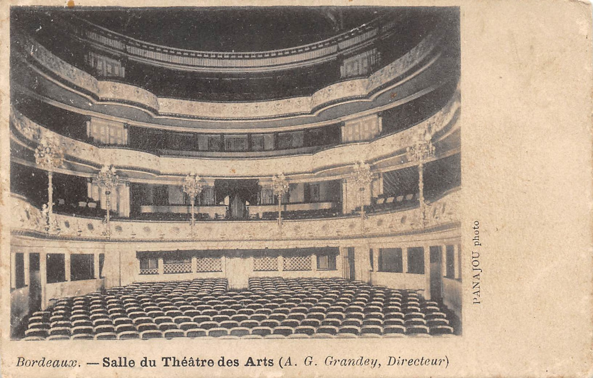 bordeaux theatre arts interieur