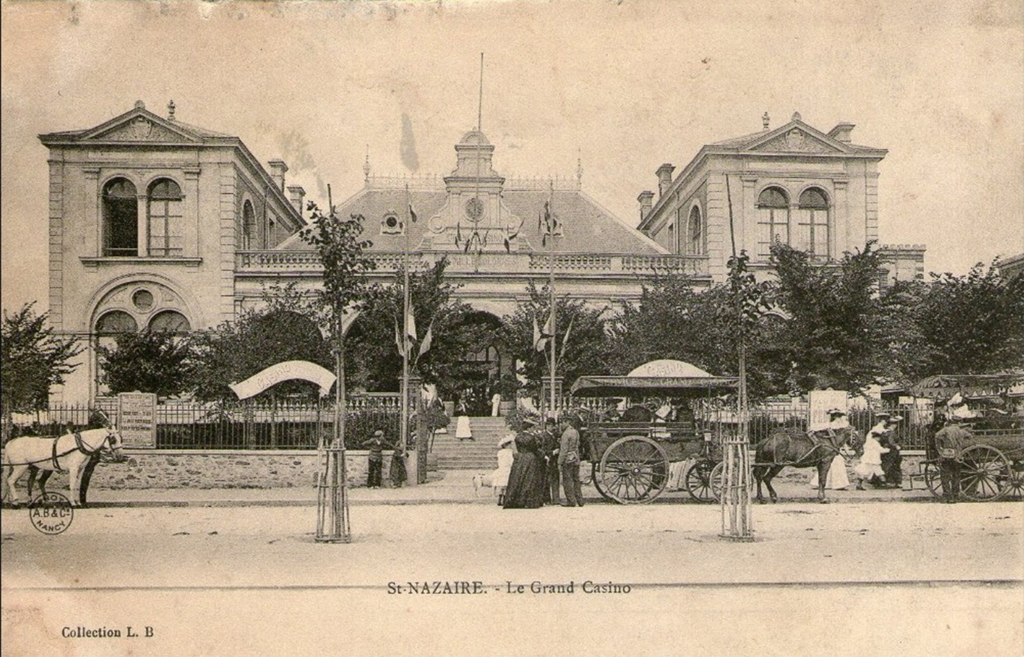 saint nazaire grand casino