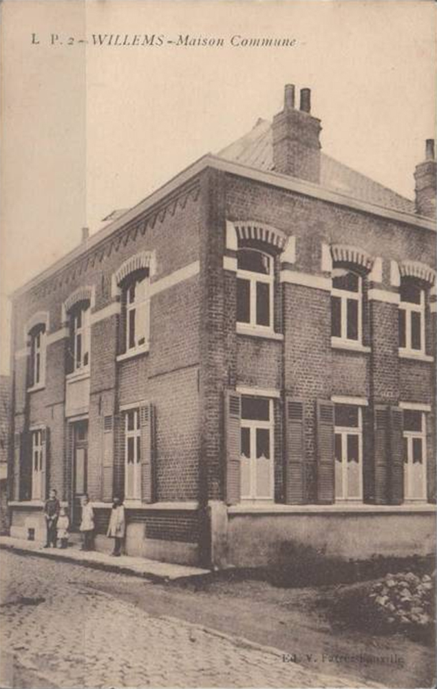 willems maison commune