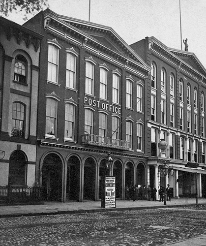 washingtonstreetbrooklynpostoffice1875